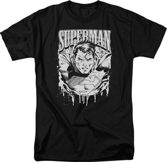 Superman - Super Metal - T-Shirt