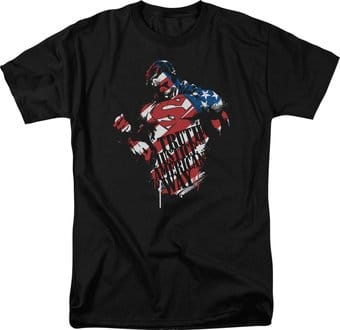 Superman - The American Way - T-Shirt