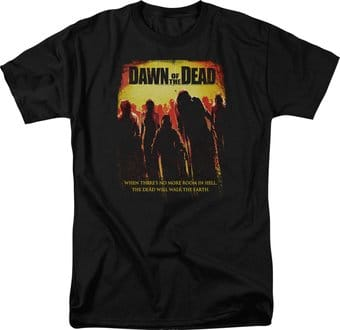 Dawn of the Dead - Title - T-Shirt