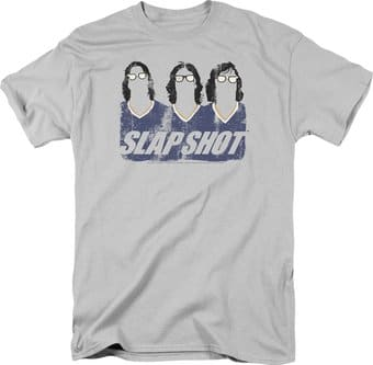 Slap Shot: Brothers - T-Shirt
