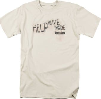 Dawn of the Dead - Help Alive Inside - T-Shirt
