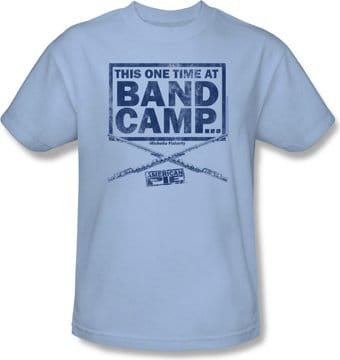 American Pie: Band Camp - T-Shirt