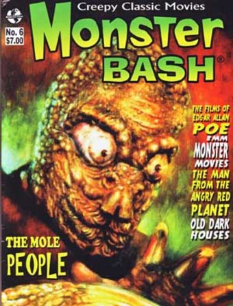 Monster Bash Magazine #6