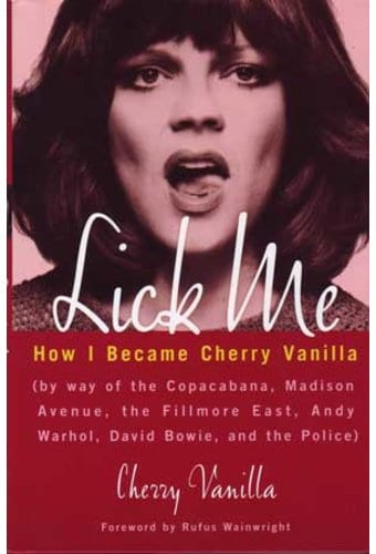 Lick Me - How I Became Cherry Vanilla