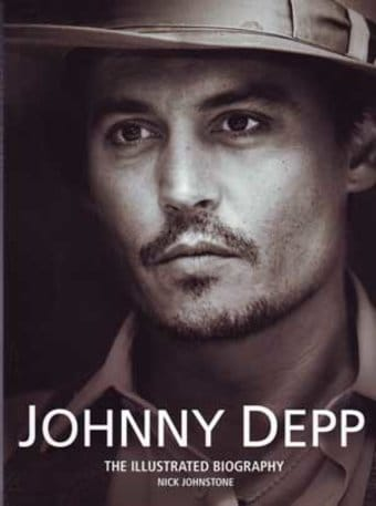 Johnny Depp - The Illustrated Biography