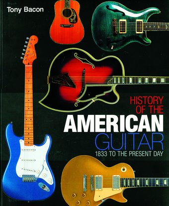 Guitars - History of the American Guitar - 1833
