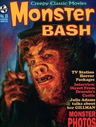 Monster Bash Magazine #15