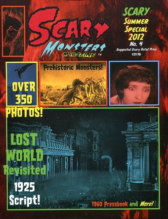 Scary Monsters Magazine - Scary Summer Special,