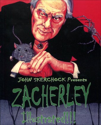 John Zacherle - Zacherley Illustrated