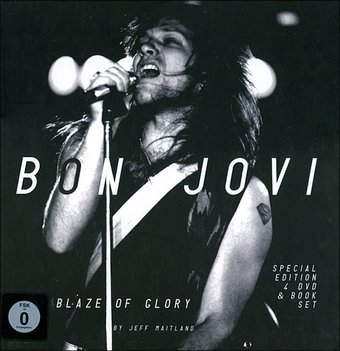 Blaze of Glory - Special Edition (4-DVD + Book)