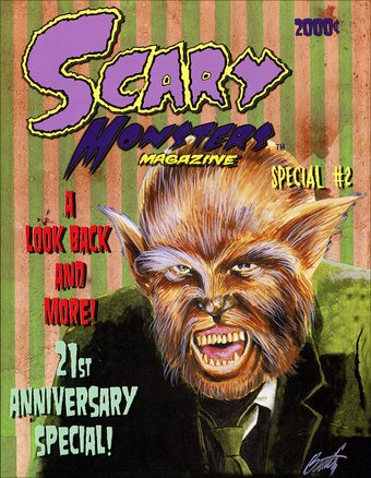 Scary Monsters Magazine Special #2 - A Look Back