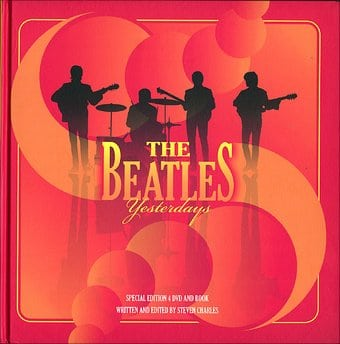 The Beatles - Yesterdays (4-DVD + Book)