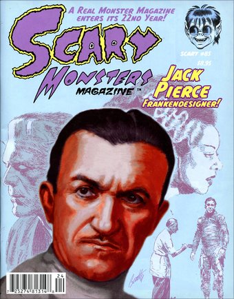 Scary Monsters Magazine #85