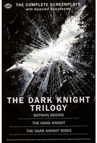 Batman - The Dark Knight Trilogy: The Complete