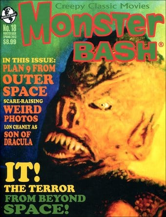Monster Bash Magazine #18