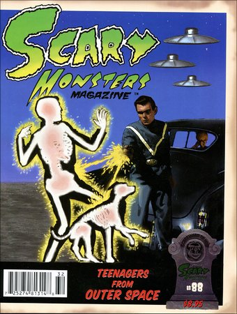 Scary Monsters Magazine #88