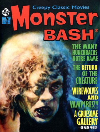 Monster Bash Magazine #19