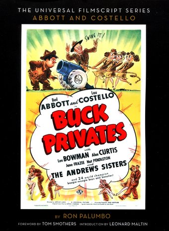 Buck Privates: The Universal Filmscript Series -