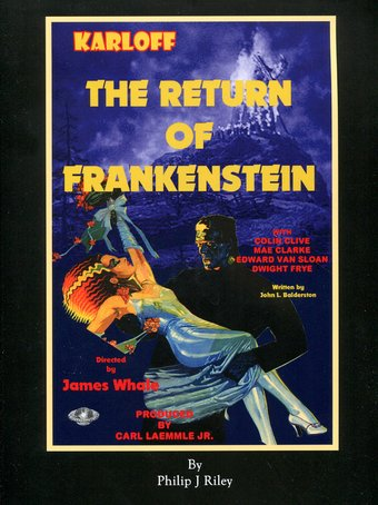 Frankenstein - The Return of Frankenstein