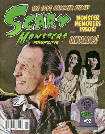 Scary Monsters Magazine #92