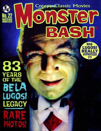 Monster Bash Magazine #22