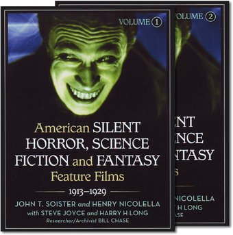 American Silent Horror, Science Fiction and