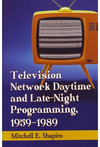 Television Network Daytime and Late-Night