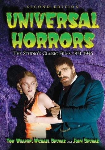 Universal Horrors - The Studio's Classic Films,