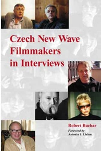 Czech New Wave Filmmakers In Interviews