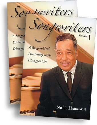 Songwriters - A Biographical Dictionary with
