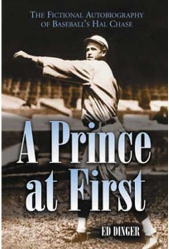 Baseball - A Prince At First: The Fictional
