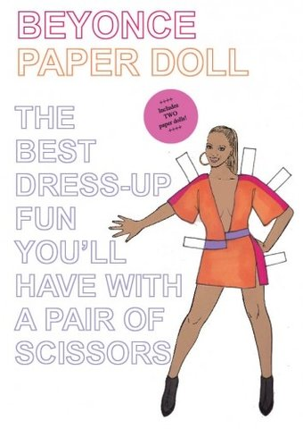 Beyonce - Paper Doll Dress-Up