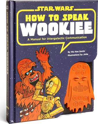 Star Wars - How To Speak Wookiee