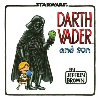 Star Wars - Darth Vader and Son