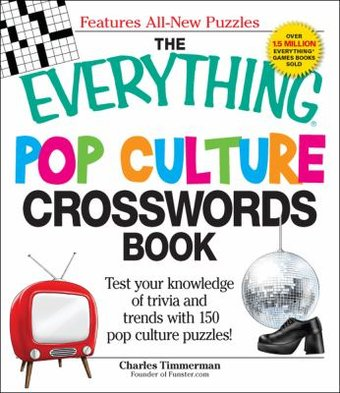 Everything Pop Culture - Crosswords Book