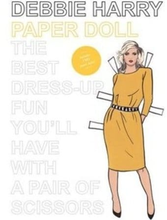 Debbie Harry - Paper Doll Dress-Up