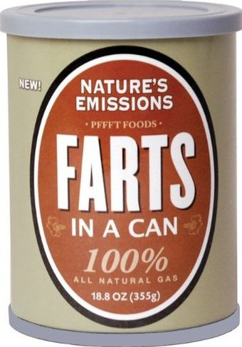 Funny - Farts In A Can