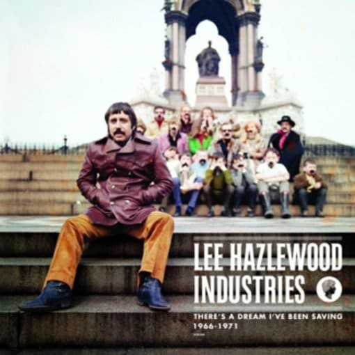 There's A Dream I've Been Saving: Lee Hazlewood