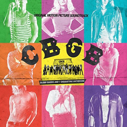 CBGB (Original Motion Picture Soundtrack) (2-LPs
