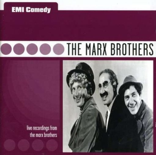 EMI Comedy: The Marx Brothers (2-CD)