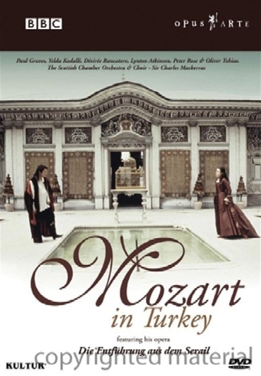 Mozart In Turkey (Opus Arte)