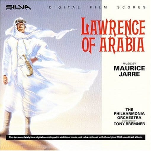 Lawrence of Arabia [Silva]