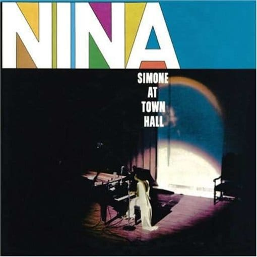 Nina Simone at Town Hall (180Gv)