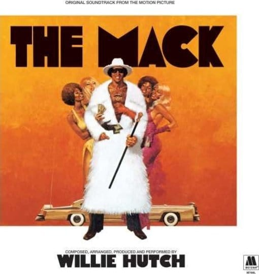Willie Hutch The Mack Original Soundtrack From The