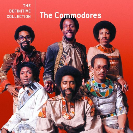 Commodores Ultimate Collection: The Commodores : The Definitive Collection CD (2009