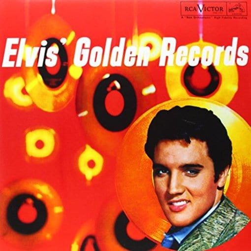 Elvis' Golden Records (180GV)