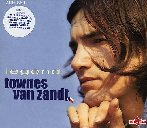 Legend: The Very Best of Townes Van Zant (2-CD)