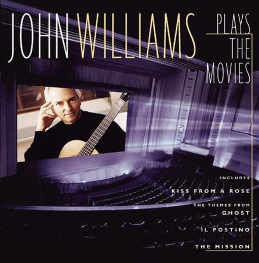 John Williams Plays the Movies