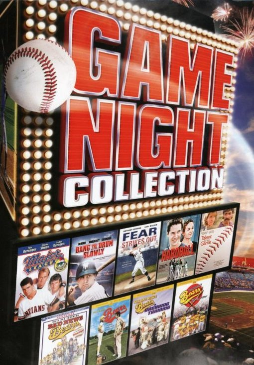 Game Night Collection (Multi-DVD)