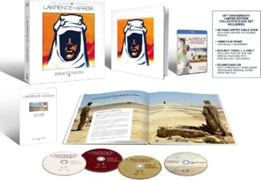 Lawrence of Arabia (50th Anniversary Collector's